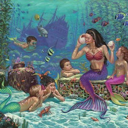 mermaid-kids